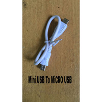 KABEL CHARGER USB MINI MICRO USB