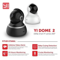Yi Dome 2 Ip Camera International 1080p Full HD IPCAM Yidome2