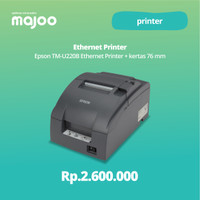 Printer POS Epson TM-U220B Ethernet
