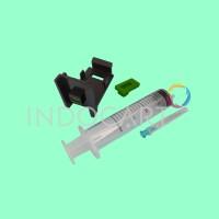 Refill Clip-Tool Kit-Klip Penyedot Tinta Cartridge HP 678 680 703 704