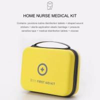 XIAOMI MIAOMIAOCE 153pcs Home First Aid Medical Kit Box - MOE-5102