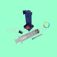 Refill Clip-Tool Kit-Klip Penyedot Tinta Cartridge Lexmark 12 13 15 17