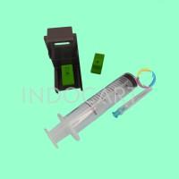 Refill Clip-Tool Kit-Klip Penyedot Tinta Cartridge HP 46 60 61