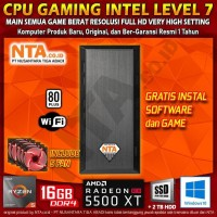 CPU Gaming Level 7