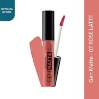 SILKYGIRL Gen Matte Lip Cream 07 Rose Latte