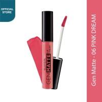 SILKYGIRL Gen Matte Lip Cream 06 Pink Dream