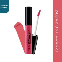 SILKYGIRL Gen Matte Lip Cream 09 Glam Rose