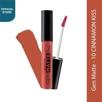 SILKYGIRL Gen Matte Lip Cream 10 Cinnamon Kiss