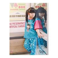 Dessan Setelan Baju Anak Perempuan Team Mermaid