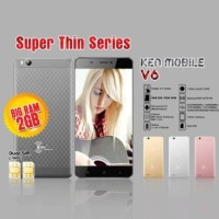 Ken Mobile V6 Ram 2 Rom 16 Gb Garansi Resmi 1 th