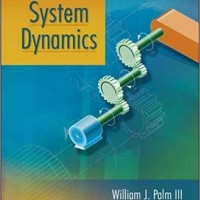 System Dynamics 2nd second edition by William J Palm III