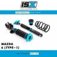 ISX Coilover - Mazda 6 (Type-1)