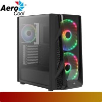 AeroCool - NightHawk Duo Tempered Glass Case