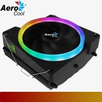 Air CPU Cooler AEROCOOL - CYLON 3, Intel & AMD, 12CM