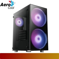 AeroCool - Python Tempered Glass Case