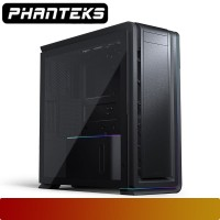 Phanteks - Enthoo 719 Black Tempered Glass Case
