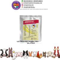amivit e amivit-e 100 gram - vitamin alektrolit dan asam amino lengkap