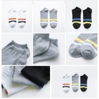 Kaos Kaki Hidden Socks Premium - Lembut - Invisible-Sport Socks Import
