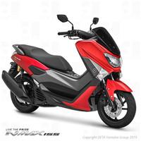 [VIN 2019] Yamaha NMAX 155 (OTR JAKARTA) Sepeda Motor