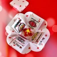 Explosion Box Kado Hadiah Imlek Souvenir Tahun Baru China 2020 Tikus