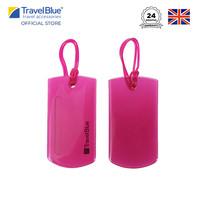 Travel Blue 2 X Jelly I.D. Luggage Tag Koper TB016