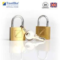 Travel Blue 2 x Gembok Koper Security Suitcase Padlocks TB021