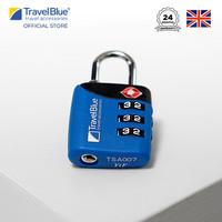 Travel Blue Gembok Koper Combi TSA Lock New TB029