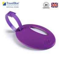 Travel Blue 2 X Neon Luggage Tag Koper TB015