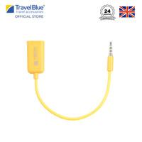 Travel Blue Dual Music adaptor Headphone TB562
