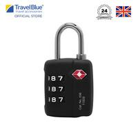 Travel Blue Gembok Koper TSA Lock TB036