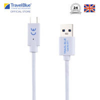 Travel Blue Type C Sync and Charge Cable TB971