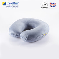 Travel Blue Bantal Leher Memory Foam Travel Neck Pillow TB232