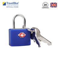 Travel Blue Gembok Koper TSA Identi Lock TB027
