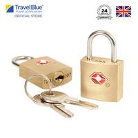 Travel Blue Gembok Koper Travel Sentry ® Approved Key Lock TB026