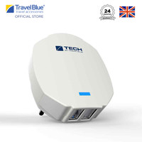 Travel Blue Dual USB Wall Charger - Europe TB961