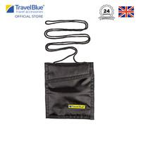 Travel Blue RFID Blocking Slimline Neck Wallet TB125