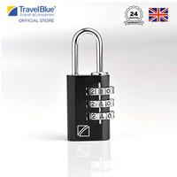 Travel Blue Gembok Koper Kombinasi Safe Snap TB033