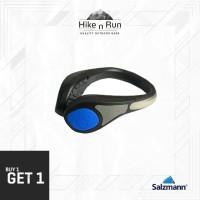 Salzmann Outdoor Cycling Running Reflective LED Shoe Light Blue