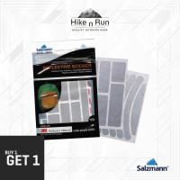 Salzmann Reflective Stickers / Stiker Reflektif Sepeda