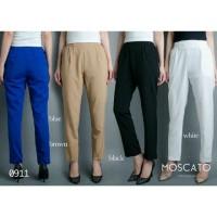 MOSCATO 0911 2c Celana Panjang Import / Celana Pinggang Karet / Celana