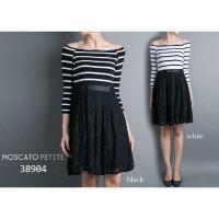 Dress Sabrina Import / Dress Pesta MOSCATO 38904