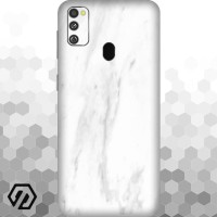 [EXACOAT] Galaxy M30s 3M Skin / Garskin - Marble White