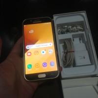 Samsung A5 2017 ex resmi Indonesia mulus pemakaian