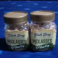 BLACK STRAP MOLASSES - MOLASSES ORGANIC 100GR