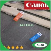 Canon 6D Screen Protector Pelindung Layar Anti Gores dan Debu LCD Cano