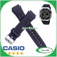 Tali Jam Tangan Casio AQ164 AQ-164 AQ 164 Free Spring Bar