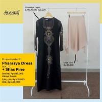 Fharasya Dress + Shas Fine by Shasmira