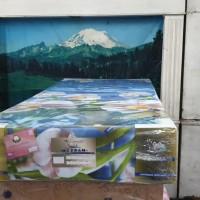 Kasur Busa My Foam AMBER Tebal 25cm Ukuran 90 nomor 4 Garansi 5 Tahun