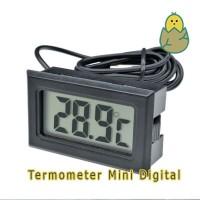 Termometer Digital Mini, Pengukur Suhu