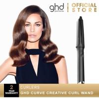GHD Curve Wand - Creative Curl Maker Catokan Rambut [C1-TAPEWANDEU] thumbnail
